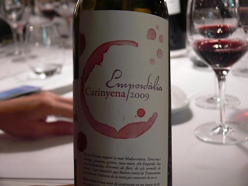 Caràcter empordanés: Carinyena 2009