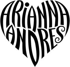 """Arianna"" & ""Andres"" Heart Design"