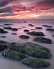 The Stepping Stones (Anne Adams Photography - LRPS, BPE2* AFIAP) Tags: sunset beach rocks norfolk cliffs hunstanton dapagroup dapagroupmeritaward3 dapagroupmeritaward1 amaphotographycouk
