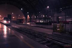 M. (Roberta Schneeweichen Nateri) Tags: italy milan love me station night train photography for milano trains vote stazione treno roberta centrale treni concorso nateri