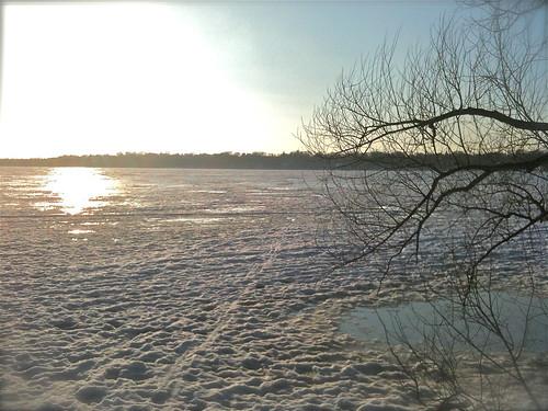 first lake thaw 2011