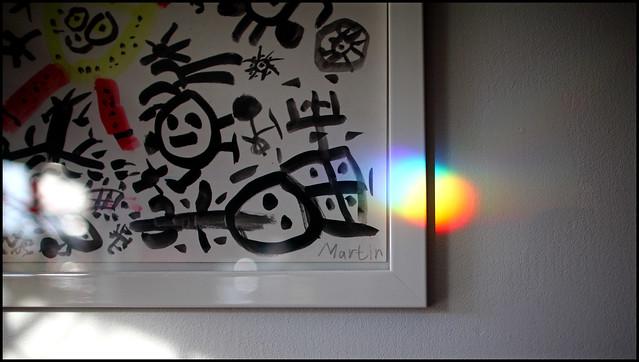 dispersion art