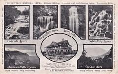 Scenes of Leura, N.S.W. - early 1900s (Aussie~mobs) Tags: vintage australia newsouthwales leura hotelalexandra waterfall