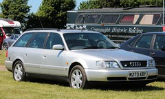 M273 ABY (Nivek.Old.Gold) Tags: 1994 audi s6 auto estate 2226cc