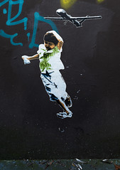 HH-Wheatpaste 3328 (cmdpirx) Tags: hamburg germany reclaim your city urban street art streetart artist kuenstler graffiti aerosol spray can paint piece painting drawing colour color farbe spraydose dose marker stift kreide chalk stencil schablone wall wand nikon d7100 paper pappe paste up pastup pastie wheatepaste wheatpaste pasted glue kleister kleber cement cutout