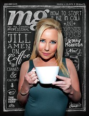 mg Magazine's November 2015 Issue (mgretailer) Tags: coffee lover cannabis weed infused herbal chef culture edibles mgmagazine cover retail products people plants branding marketing coffelover coffeetime coffeelife tea