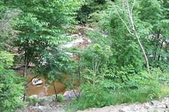 Spruce Run - High Falls (primemover88) Tags: cheat river speeder railcar excursion narcoa elkins wv west virginia durbin greenbrier valley railroad high falls