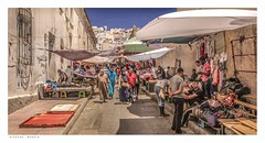 Tetouan تطوان, Morocco, The Market. (Richard Murrin Art) Tags: tetouanتطوان morocco themarket richard murrin art photography canon 5d landscape travel images building cool