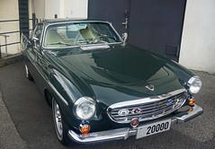 DSC02906 Volvo - 1967 (JarleB) Tags: oldcars volvo car cars old veteranbil veteranbiler biltrefftyssedal2017 volvotreff tyssedal