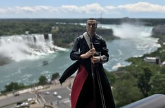 I am one with the falls and the falls are with me. (chevy2who) Tags: inch six starwarstoy starwarsblackseries figure action falls niagara series black one rouge toyphotography toy wars warstoy star
