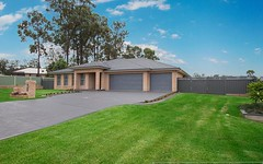 5 Woodlands Drive, Weston NSW