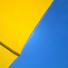 Yellow and Blue: June 26