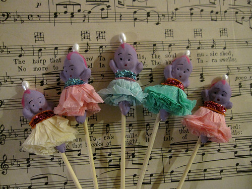 Sugar Plum Kewpie Toppers! 3