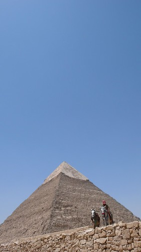 哈夫拉金字塔, on Flickr