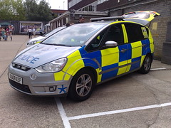 BEDS AND HERTS POLICE FORD S MAX  ARV (NW54 LONDON) Tags: arv fordsmax hertfordshirepolice