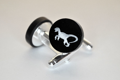Mini Raptor Cufflinks