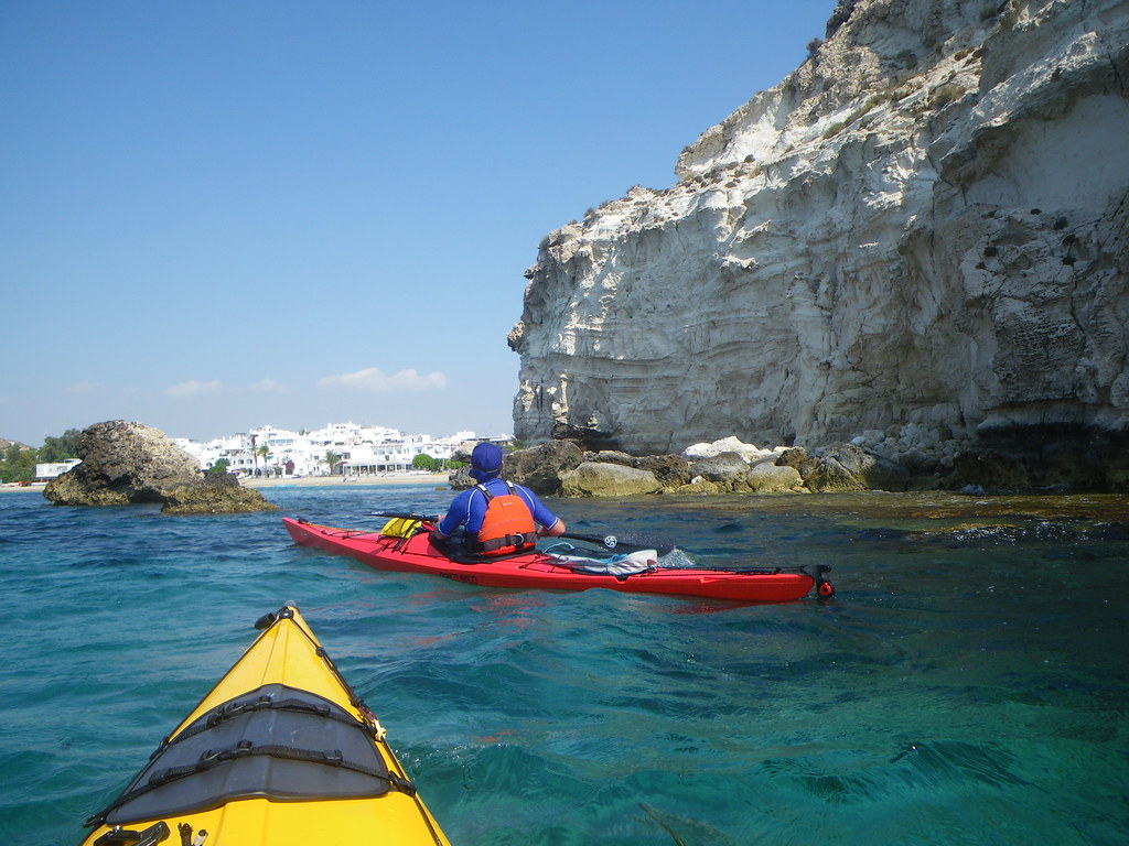 Cabo de Gata en kayak 130