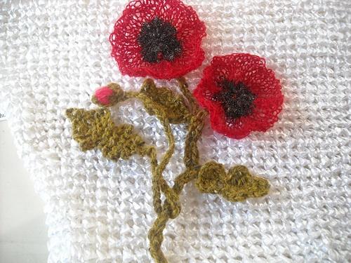 poppies bouquet1