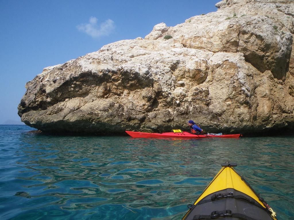 Cabo de Gata en kayak 108