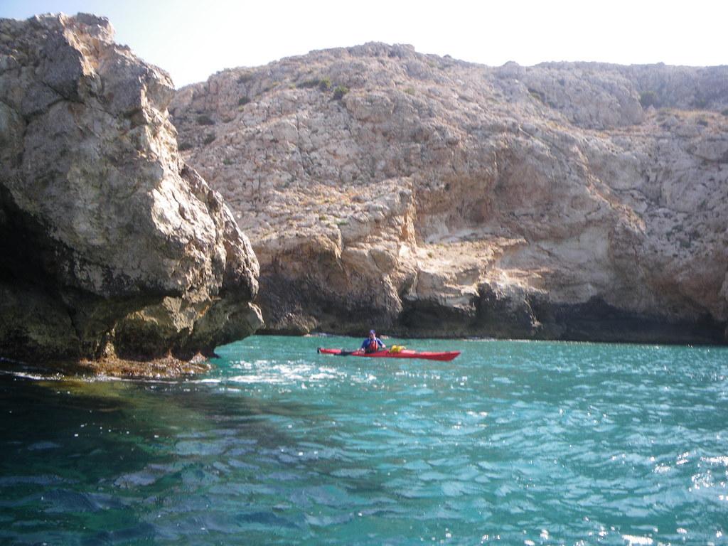 Cabo de Gata en kayak 114