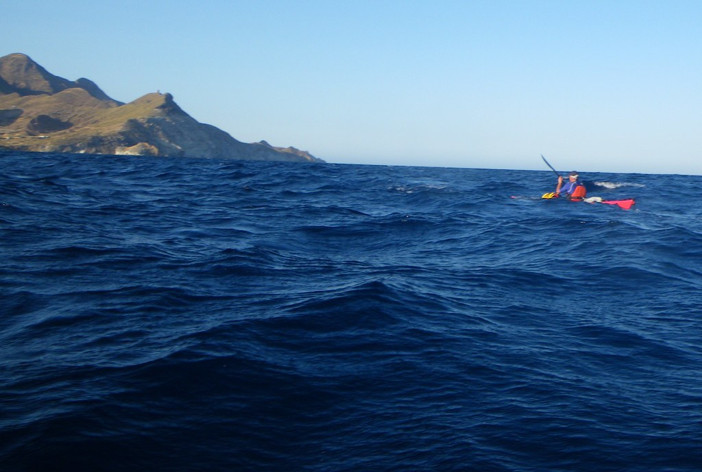 Cabo de Gata en kayak 564