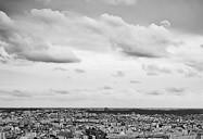 railway view montparnasse.