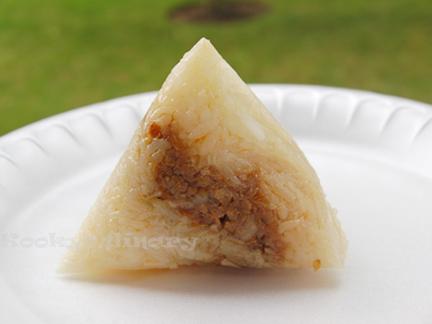 Spicy Dried Shrimp Dumpling