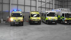 AEE56LCX, AE07LVR, EY57ECJ & LK54BXC British Red Cross Vehicles While doing VDI's at London Operations Center (North Central Complex) (Trojan631) Tags: las blue rescue west london public geotagged fire sussex mercedes coast volvo interesting order traffic 4x4 south 911 police scout ambulance led east explore nhs brc dna operations service met emergency incident firefighter paramedic 112 rapid metropolitan v50 scania 2012 2010 response armed 999 crawley evs fordfocus v70 sprinter so19 2011 constabulary britishredcross arv rrv wsfrs co19 secamb metpol so6 suspol esfrs trojan631