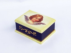 "Jewellery box ""Angel"""
