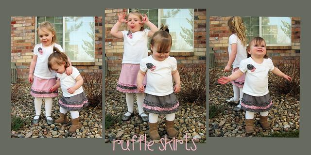 ruffle skirts page