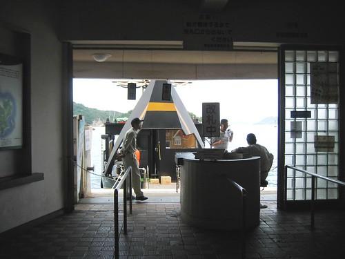 福山 鞆の浦 平成いろは丸、龍馬の乗った船で、仙酔島へ13