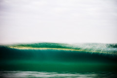 wintery greenery (Jeff.Levingston.) Tags: ocean winter sea cold green june salt wave lip shorey