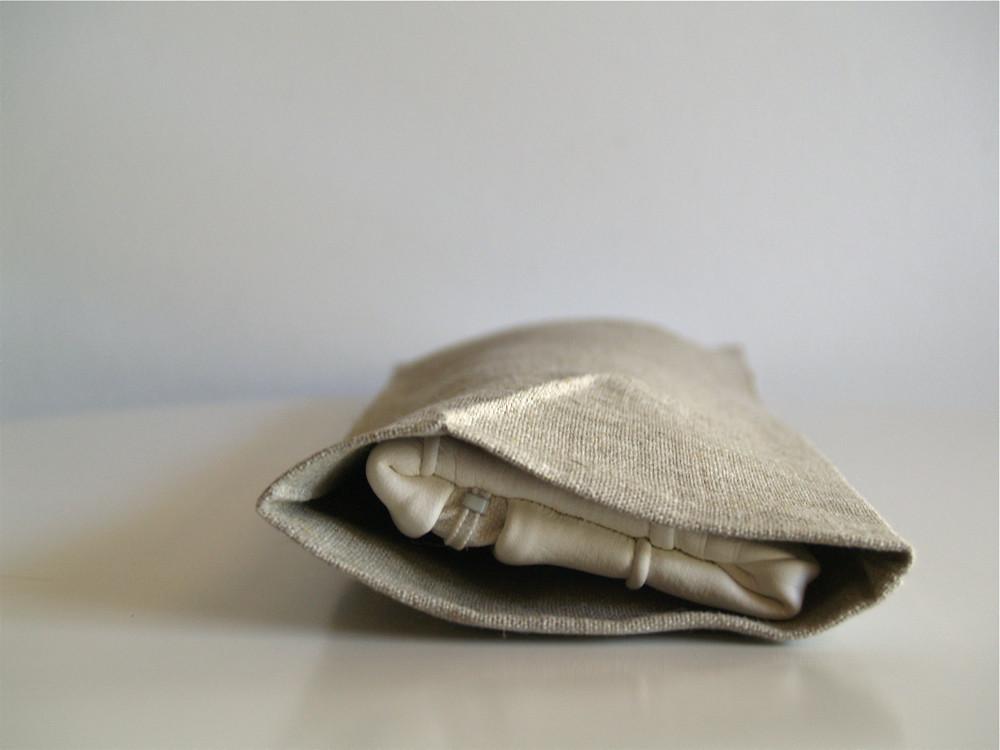 pinch pleat slipcover