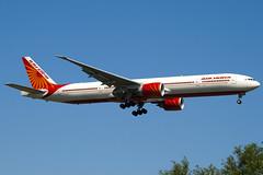 VT-ALR - 36316 - Air India - Boeing 777-337ER - 100617 - Heathrow - Steven Gray - IMG_3990