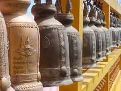 Les cloches de Wat Tham Sua