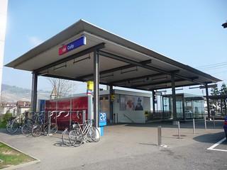 miesian swiss station