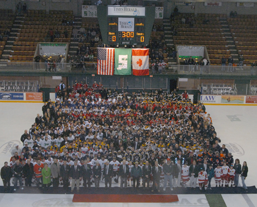 Silver Stick Hockey Tournament - St. Clair County, MI