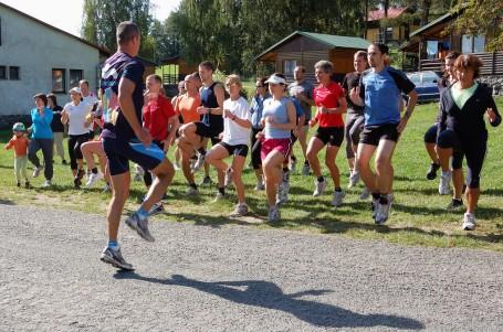 Běžecké setkání: Prožijte poslední srpnový víkend s behej.com