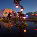 Lantern Fountain, Green Futures Field - Click thumbnail for image options