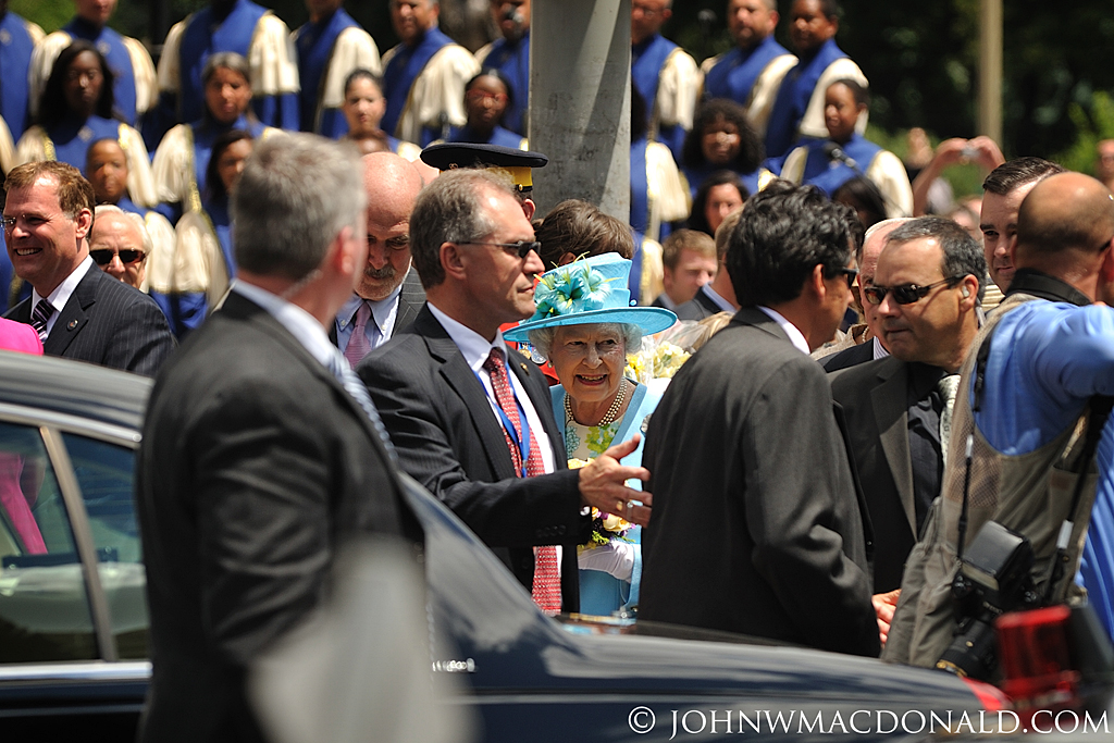 Queen Elizabeth II - Ottawa