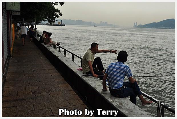 淡水走到漁人碼頭 (8)
