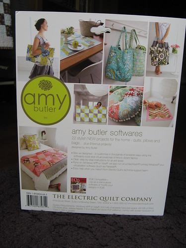 Amy Butler - Electric Quilt