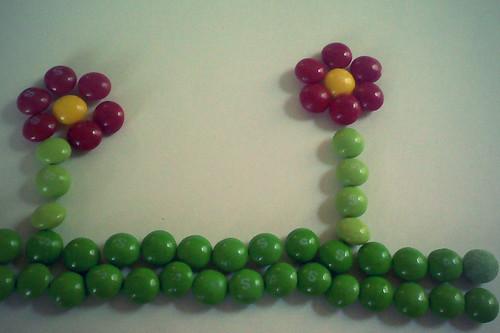 {182:365} candy art?