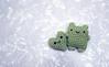 friends (callie callie jump jump) Tags: smile burlington vermont handmade crochet yarn cheeks kawaii fiber amigurumi urbanfarmgirl erinnsimon