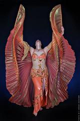 Wings! (tandavadance) Tags: bellydance sarahskinner tandava carolhenning tandavaweclick