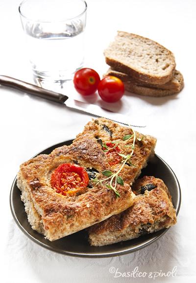focaccia di pane