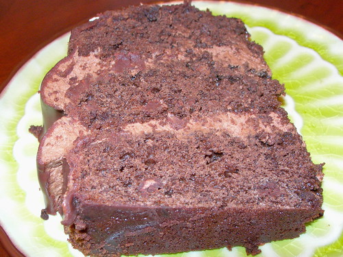 Diva Chocolate Cake Slice