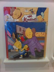 KAWS - Untitled (Kimpsons) [detail]