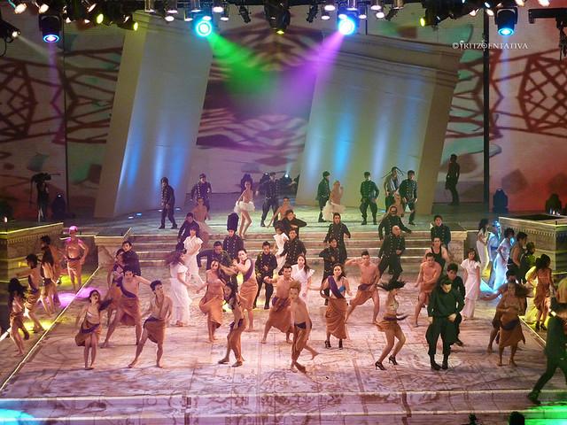 Russia Dance Segment