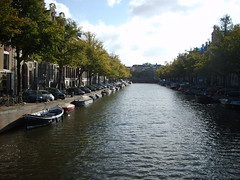 Keizersgracht (BSchoettle) Tags: netherlands amsterdam canal keizersgracht